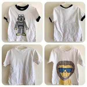 Gymboree - bundle of two Boy T-shirts